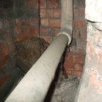 asbestos piping