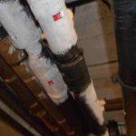 asbestos pipe